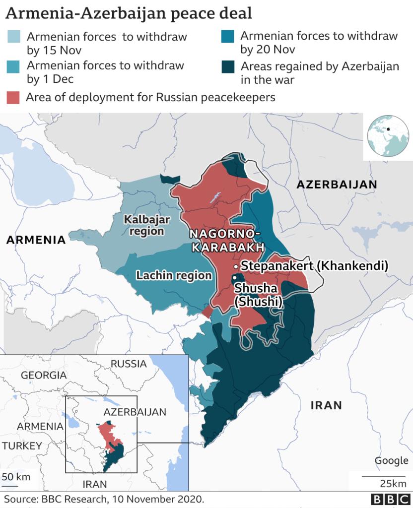 Nagorno-Karabakh trattative