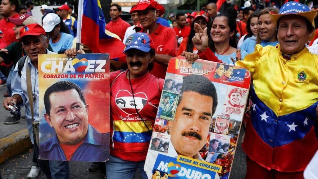 Venezuela maduro chavez