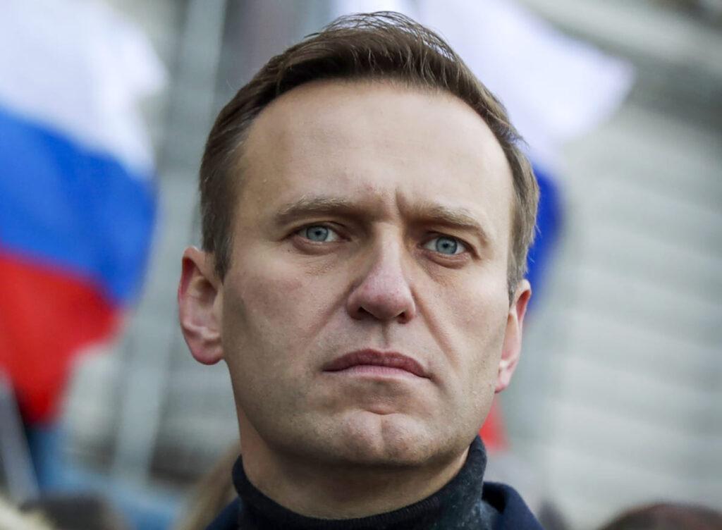Mosca Navalny arrestato