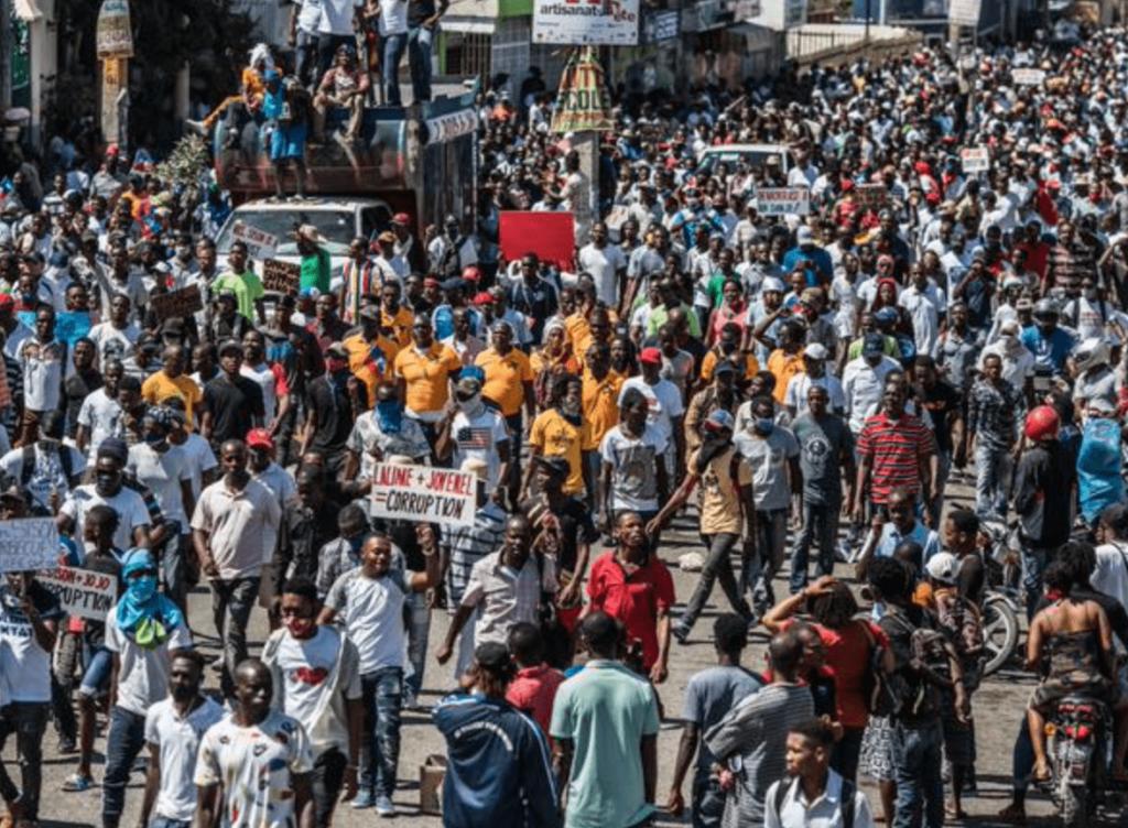 Proteste Haiti: il perché delle violenze