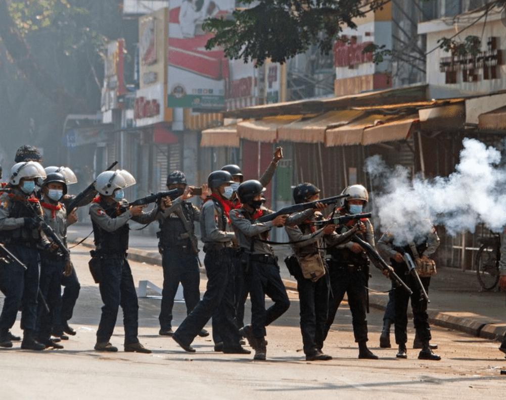 Proteste in Myanmar, un'altra spiacevole pagina sul golpe in Birmania