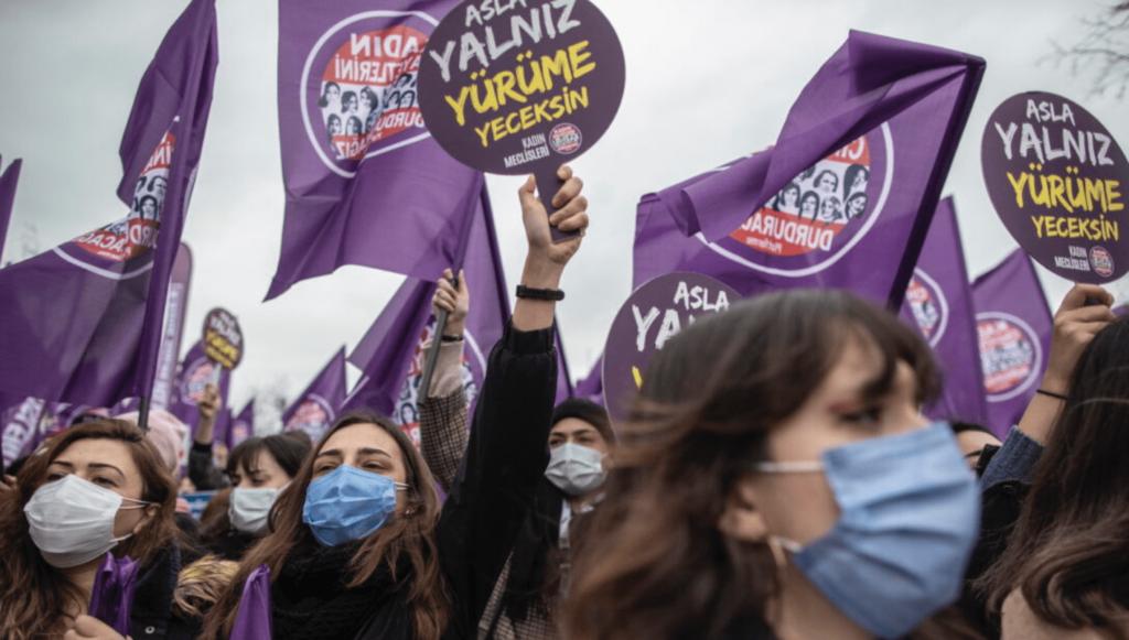 Turchia Convenzione di Istambul